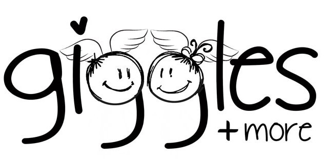Giggles and more logo
