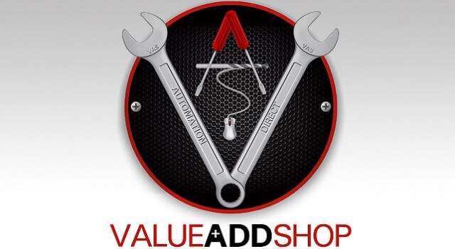 Value Add Shop logo