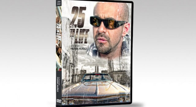 25 to Life DVD Cover
