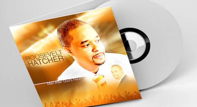 Roosevelt Hatcher CD Design