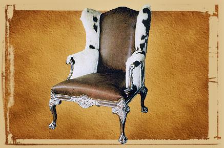 Cedar Furniture Chair